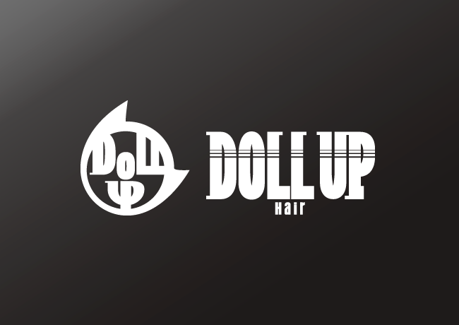 Doll upロゴ