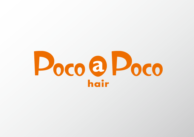 Poco a Poco ロゴ