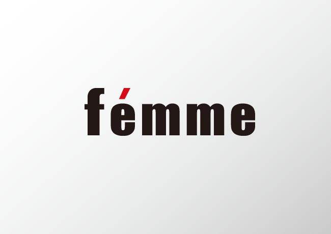 femme ロゴ